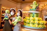 Souvenirs at Hongkong Disneyland