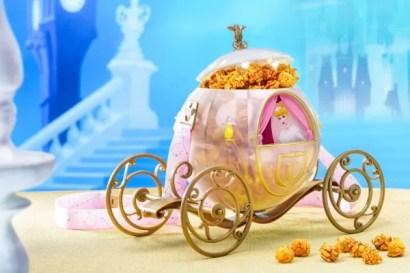 Cinderella Popcorn Bucket