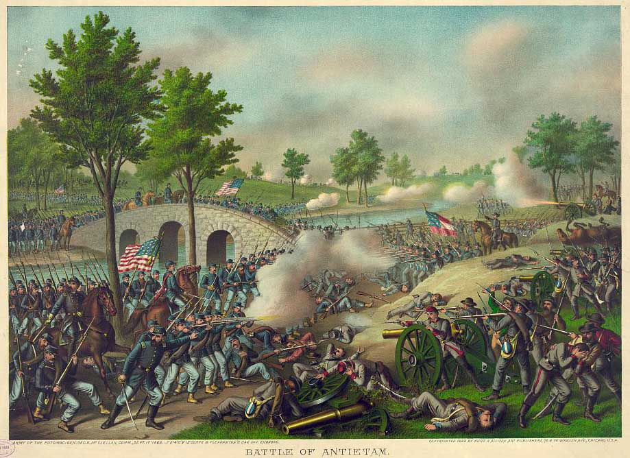 1862 September 24: The Battle of Antietam (1/4)