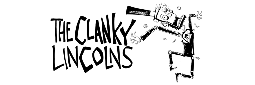 Cover band The Clanky Lincolns