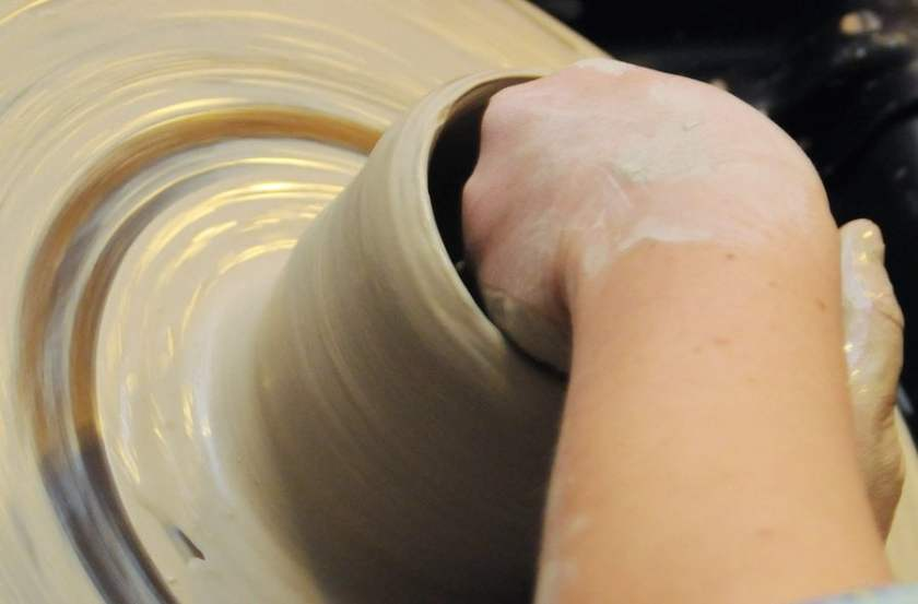Pottery Class in Chicago