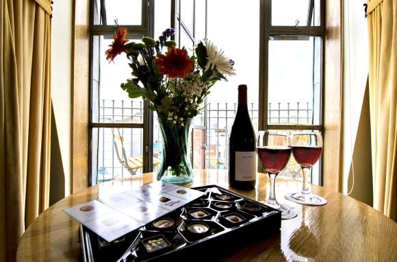 Romantic Hotels Dublin City, Hotel Rooms with Balcony