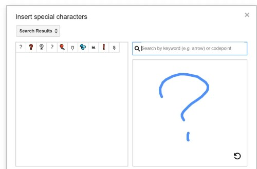 TIP: Quick way to insert your favorite symbols into Google Doc (and Word)