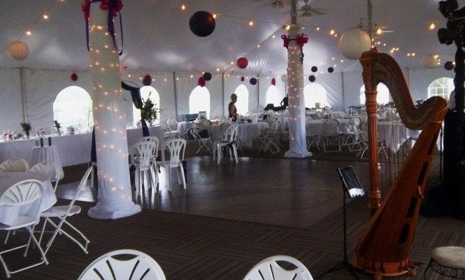 S Building At The Illinois State Fairgrounds Wedding Venue Picture 2 Of 8 Provided By