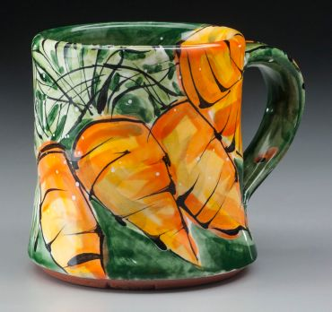 "Carrot Cup 5""x4""x4"""