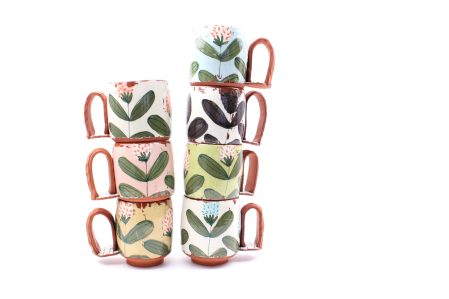 Mug Rabbit-Foot Clover2