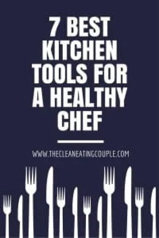 7 Best Kitchen Tools for a Healthy Chef - From spiralizers to food processors - no kitchen is complete with out these 7 gadgets!