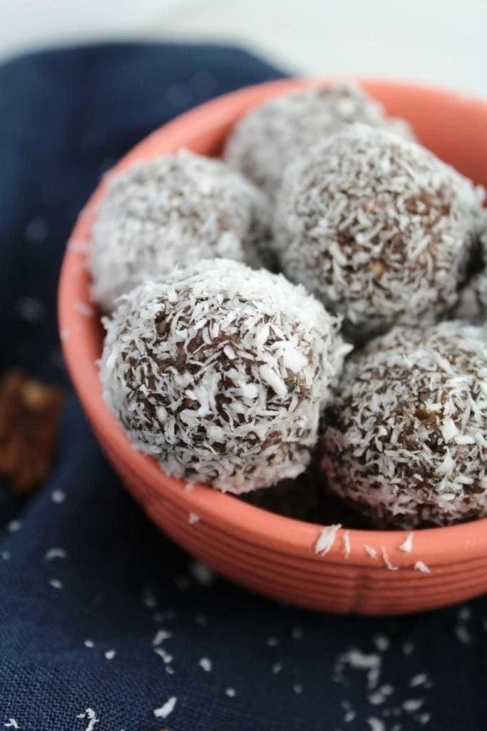 Whole 30 Chocolate Coconut Bites Recipe