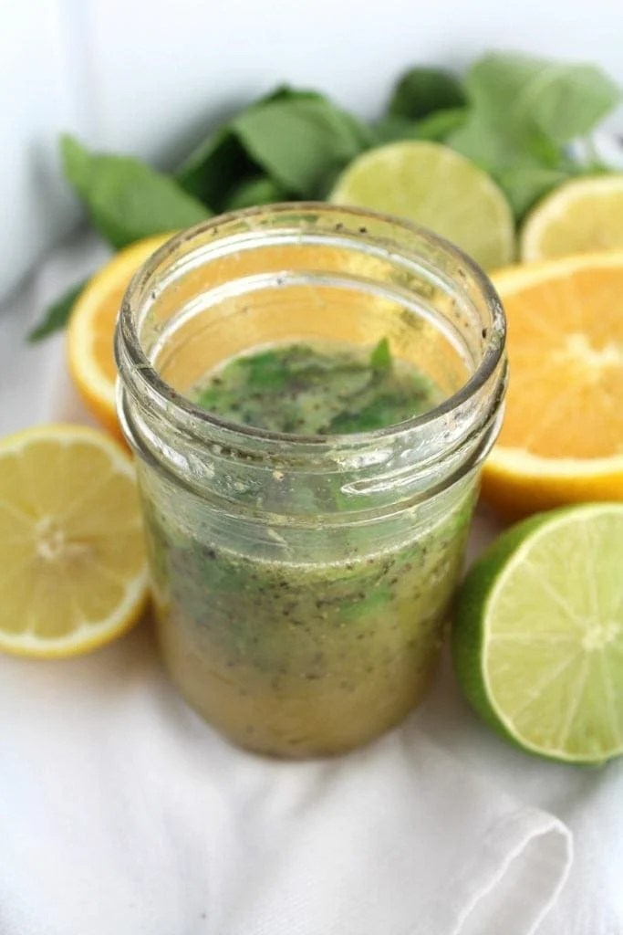Citrus Basil Marinade Recipe