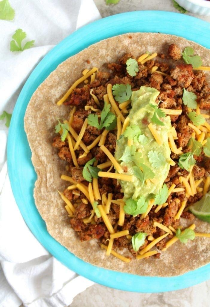 Healthy Taco Seasoning Recipe