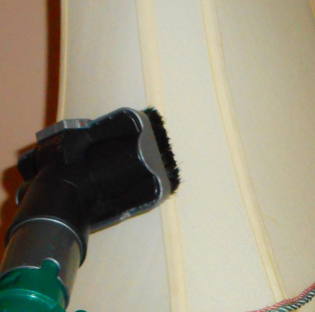 vacuum lampshade