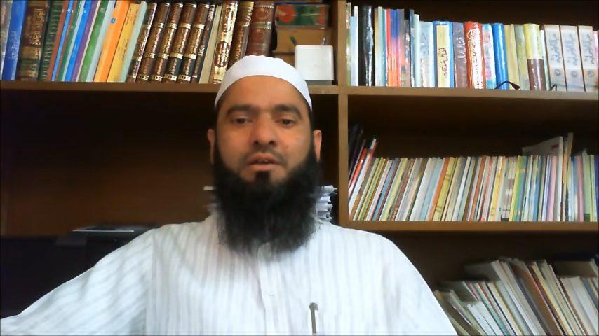 Featured Image - Video Salatul Hajat ka Tariqa - Dr. Mohammad Najeeb Qasmi (Urdu)