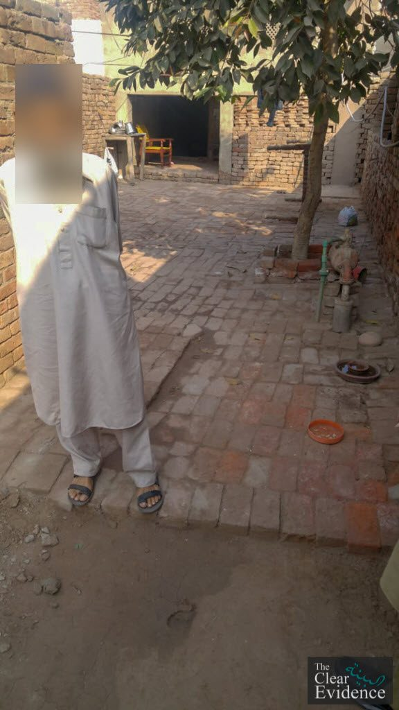 Request for Donations for Repair of Houses of 2 Needy Families in Muzafarabad, Multan-02