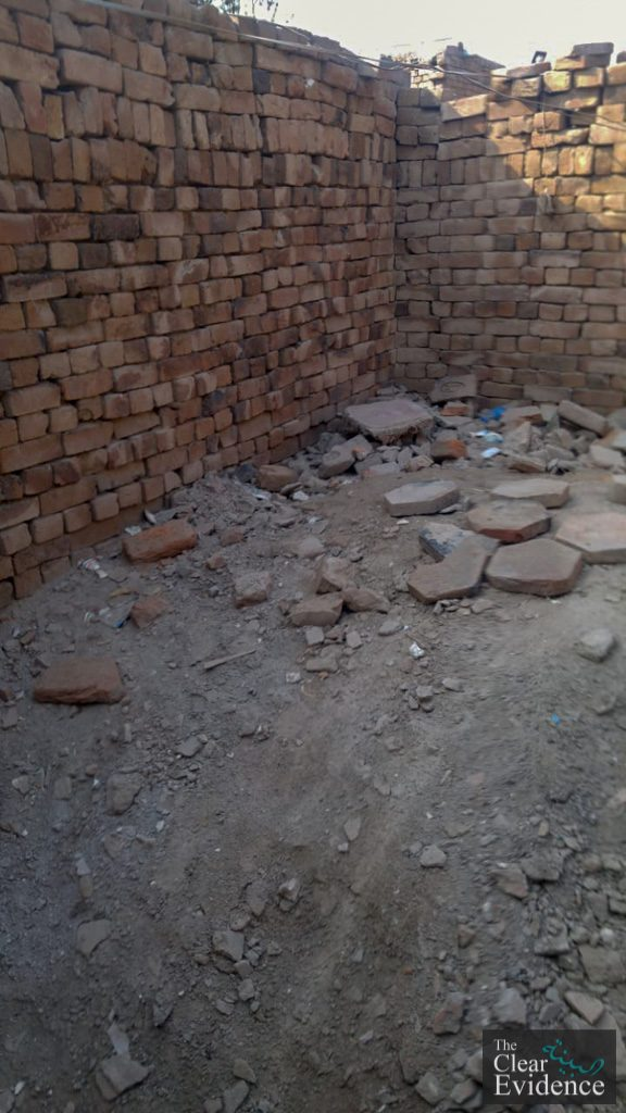 Request for Donations for Repair of Houses of 2 Needy Families in Muzafarabad, Multan-07