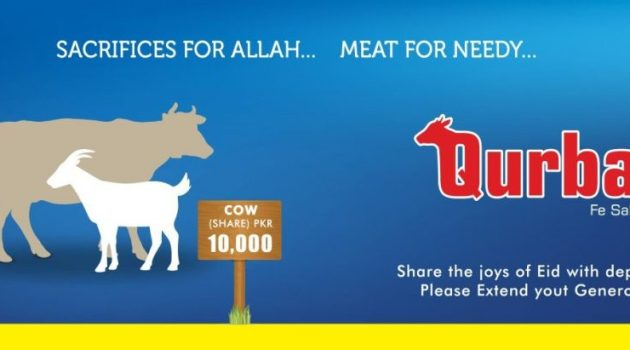 Featured Image - Share the Joys of Eid ul Adha with Deprived Families - Alkhidmat Foundation