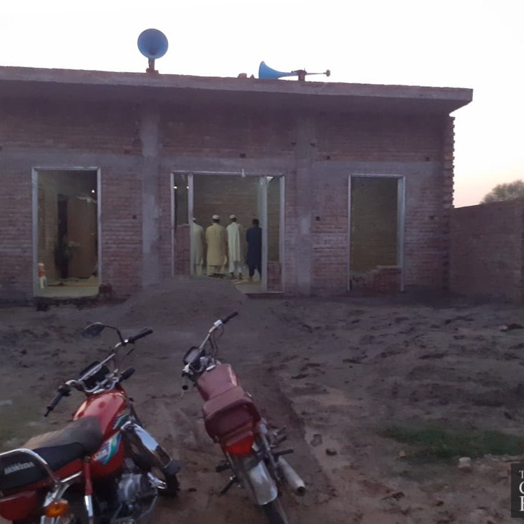 Construction of a Masjid in Bahadurpur, Multan-1