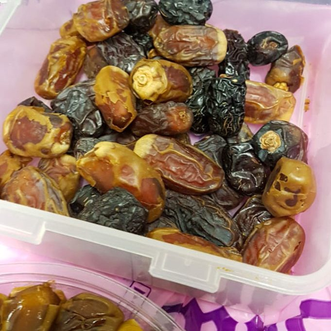 Dates from Madina for Ramadan 2019 Project