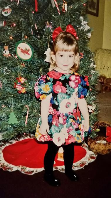 The Bee Life - Christmas TBT www.emilyboylan.com