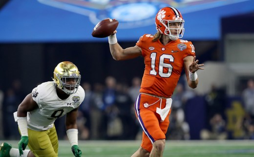 Swinney puts the clamp on different uniform combinations | The Clemson  Insider