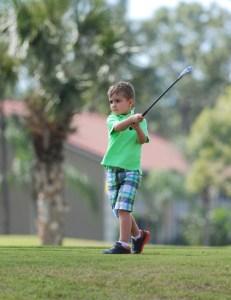 Ethan, golfing-2