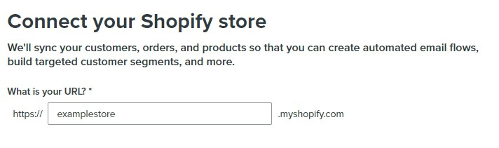 Connect Klaviyo to Shopify