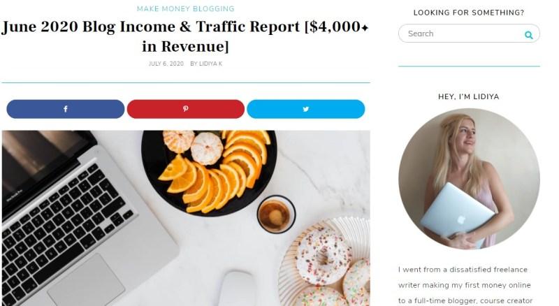 Let's Reach Success blog