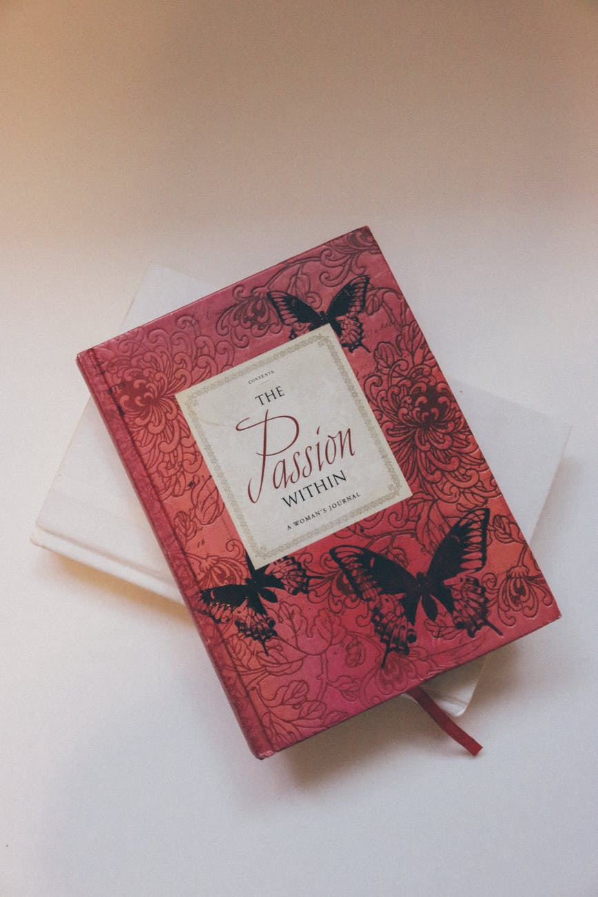 The passion notebook
