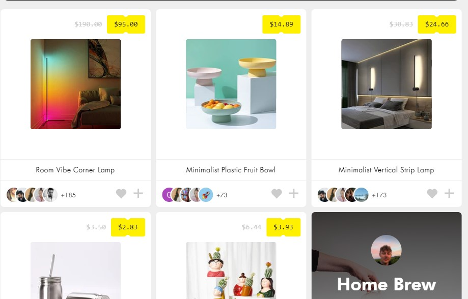 Thieve - best free tool for finding high-quality curated dropshipping products