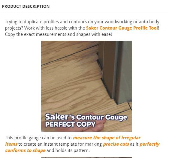 SmartSaker product gifs