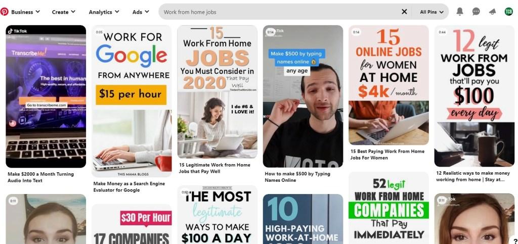 Pinterest for affiliate marketing