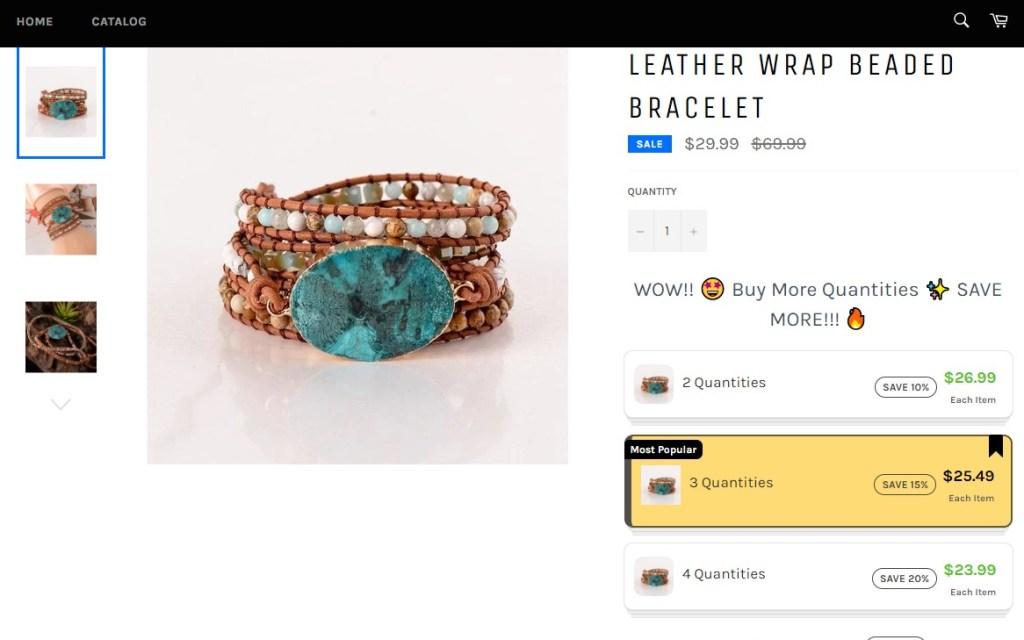 UFE Cross Sell & Upsell Bundle Shopify app