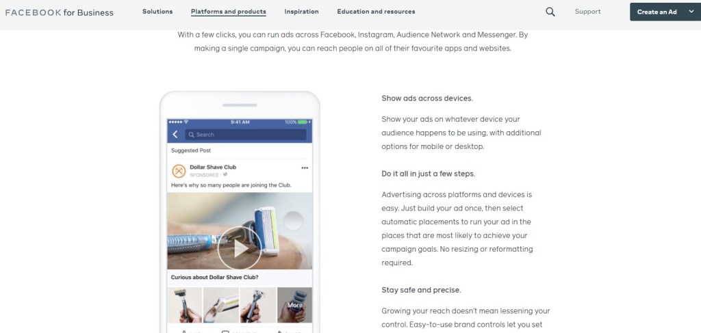 Facebook Ads To Promote Dropshipping Products