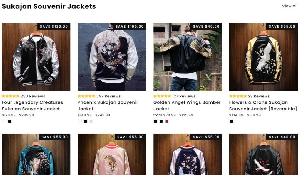Koisea boutique clothing dropshipping store