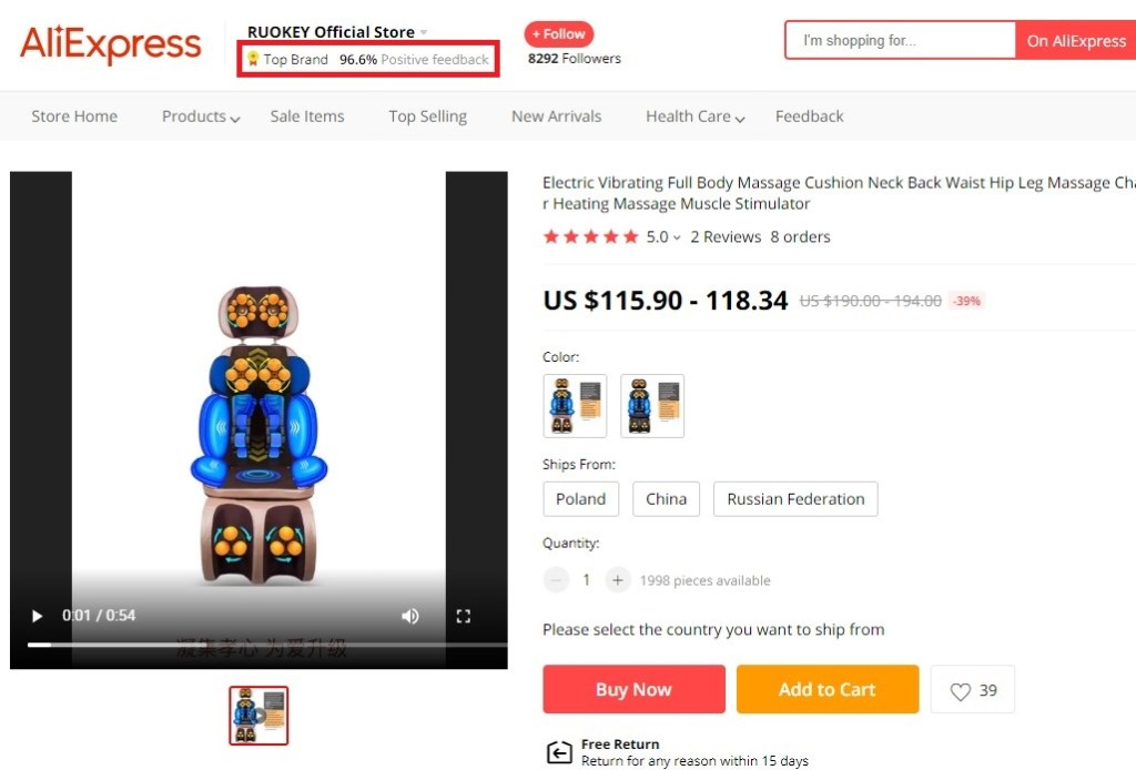 New high-ticket dropshipping product from a top brand