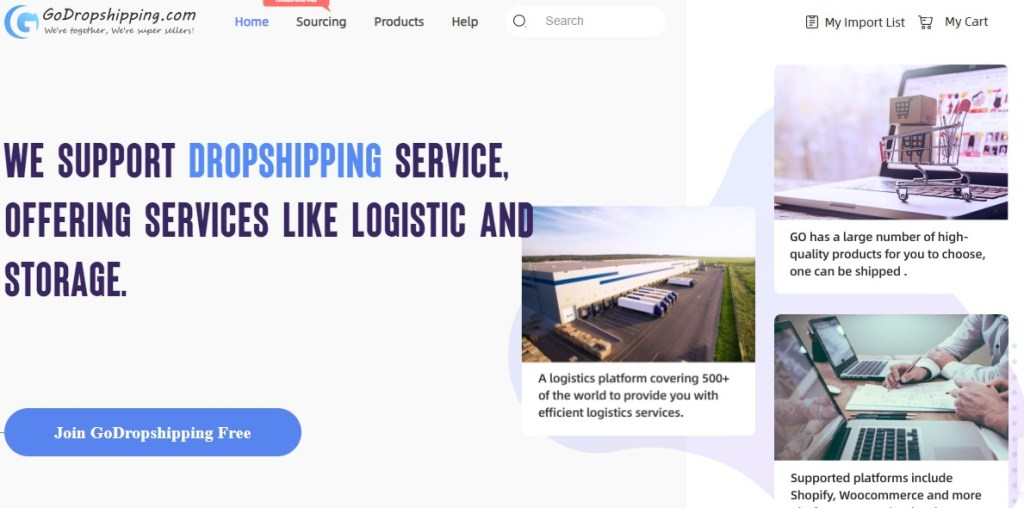 GoDropshipping - one of the best Chinese dropshipping suppliers