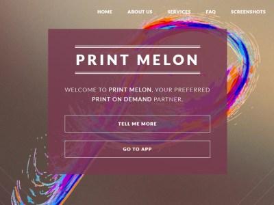 PrintMelon