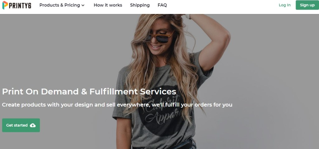 Printy6 - Amazon & eBay dropshipping supplier