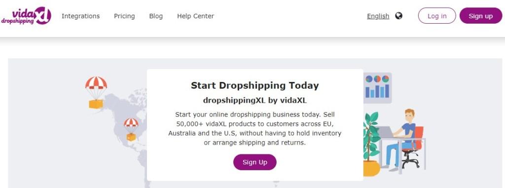 DropshippingXL non-Chinese dropshipping supplier