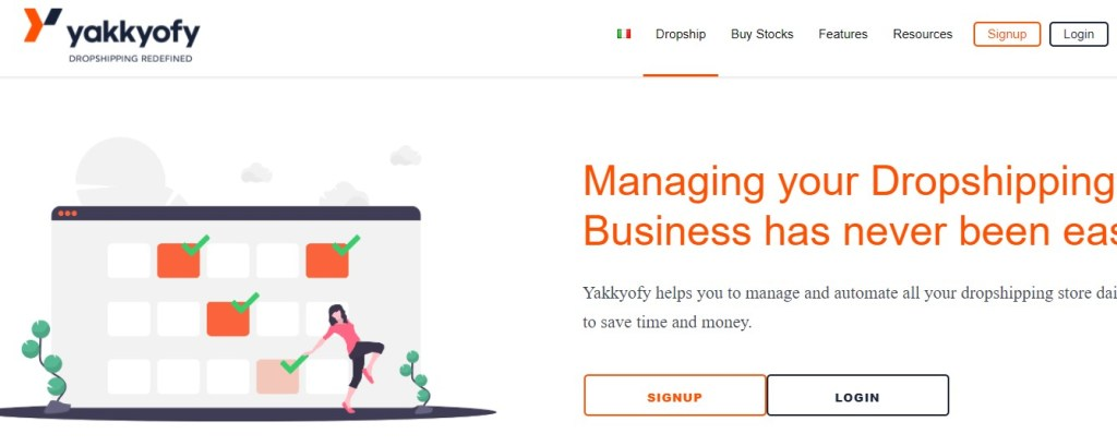 Yakkyofy - one of the cheapest dropshipping suppliers