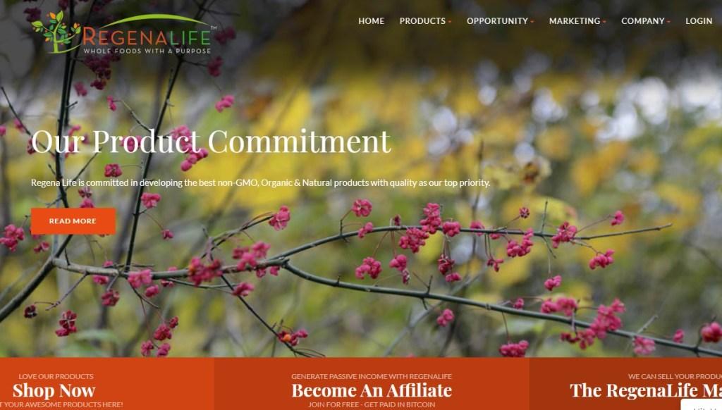 RegenaLife US wholesale dropshipping supplier