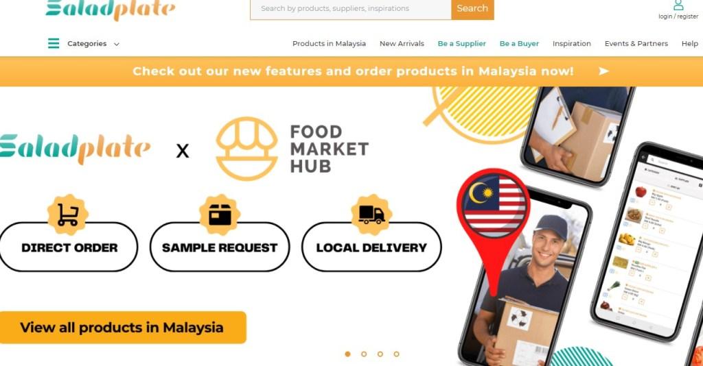 SaladPlate Asian wholesaler & wholesale distributor