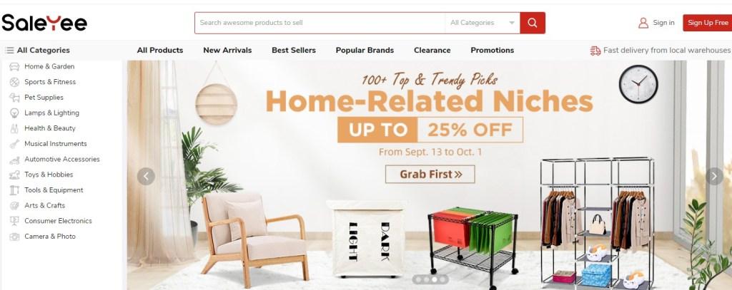 SaleYee Asian wholesaler & wholesale distributor