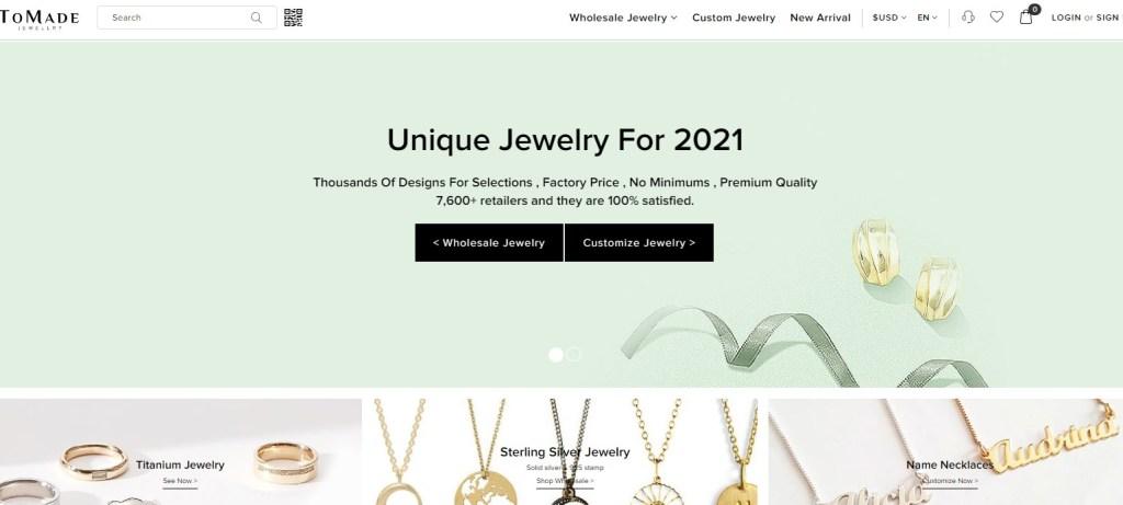 12 Cheapest Jewelry Wholesalers (Free & Economy Shipping Worldwide)