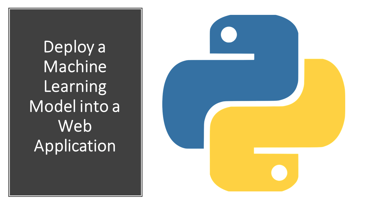 Deploy a Machine Learning Model | Data Science | Machine Learning | Python