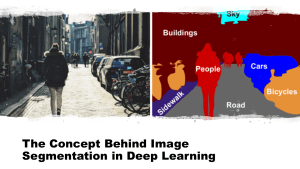 What is image segmentation
