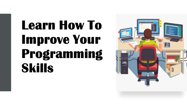 Improve Programming Skills