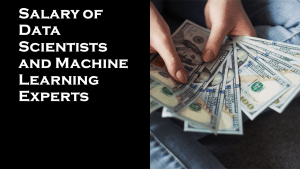 Salary in Machine Learning
