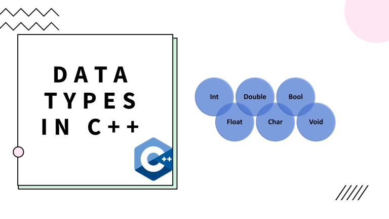 Data Types in C++