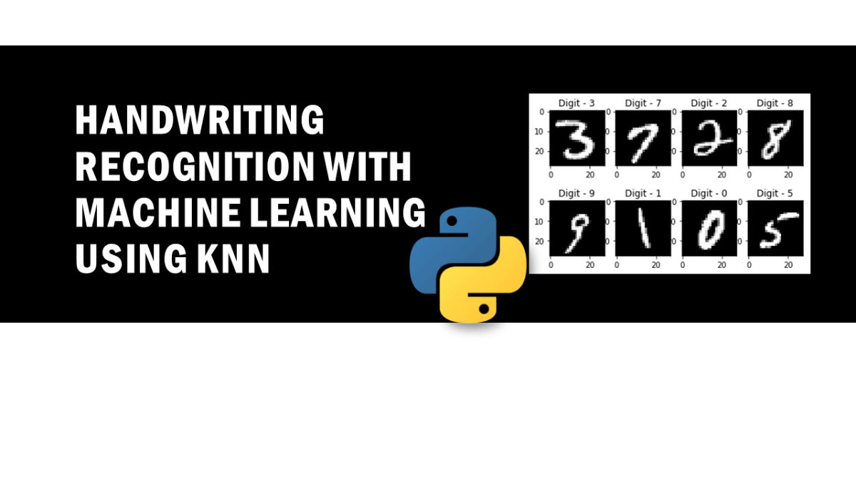 Handwriting Recognition with Python