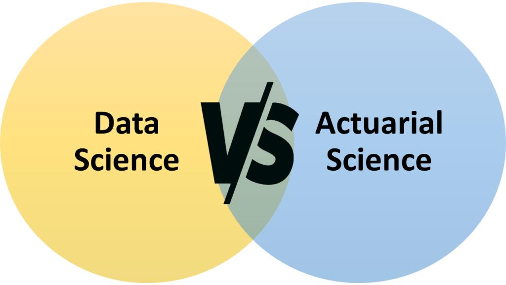 Data Science Vs Actuarial Science